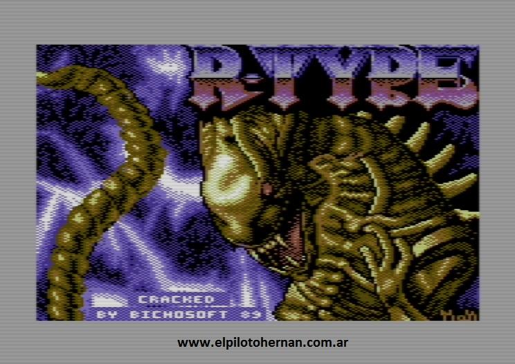 bichosoft rtype c64