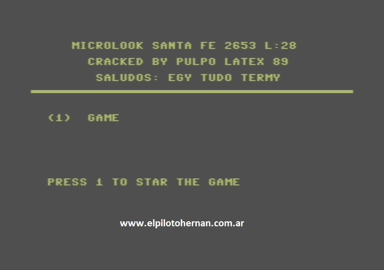 microlook rtype c64