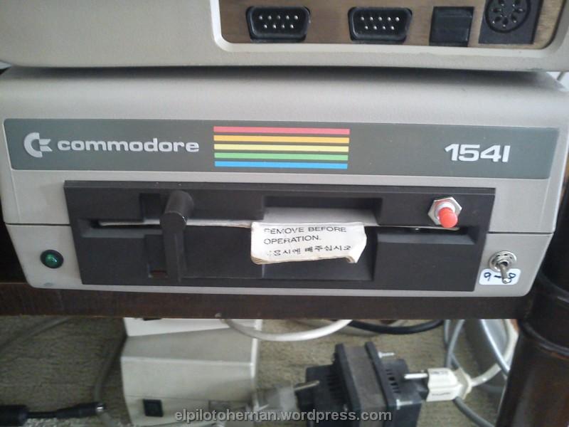 commodore 1541 elpilotohernan.worpress.com