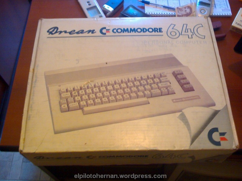 Drean Commodore 64c