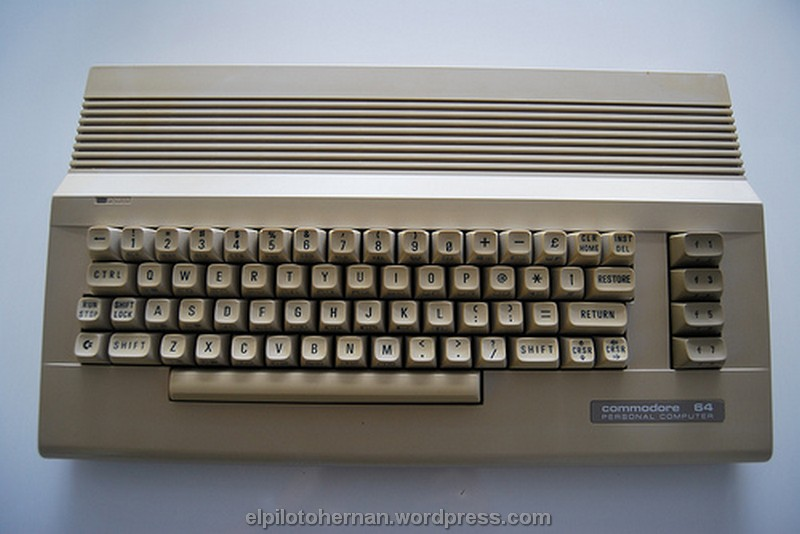 Commodore 64c USA