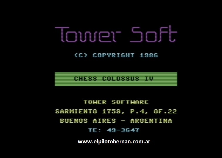 Tower soft