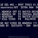 Eje Del Mal Boot Tools